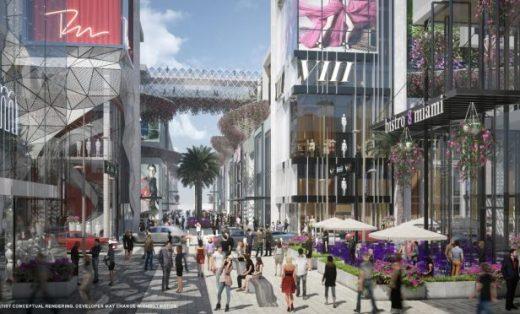 Miami Worldcenter retail