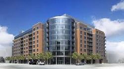 San Diego render building