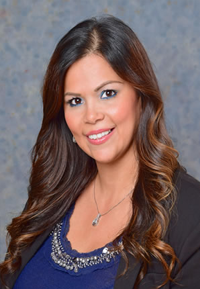 Michelle Flores, Administrative Assistant for ACI