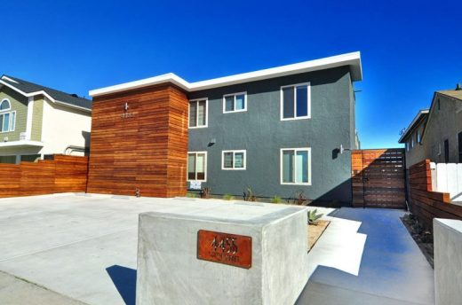 4455 50th Street underwent renovations to help boost its multifamily value-add