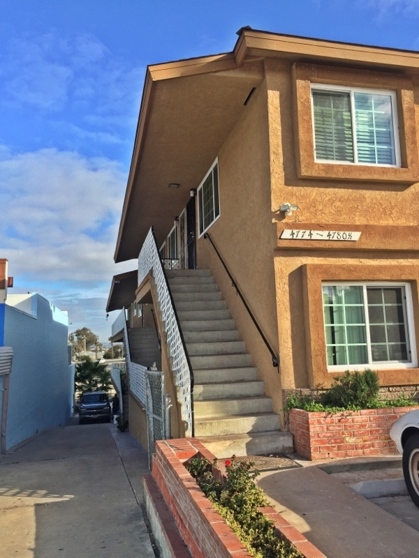 West Point Loma Blvd Apartments