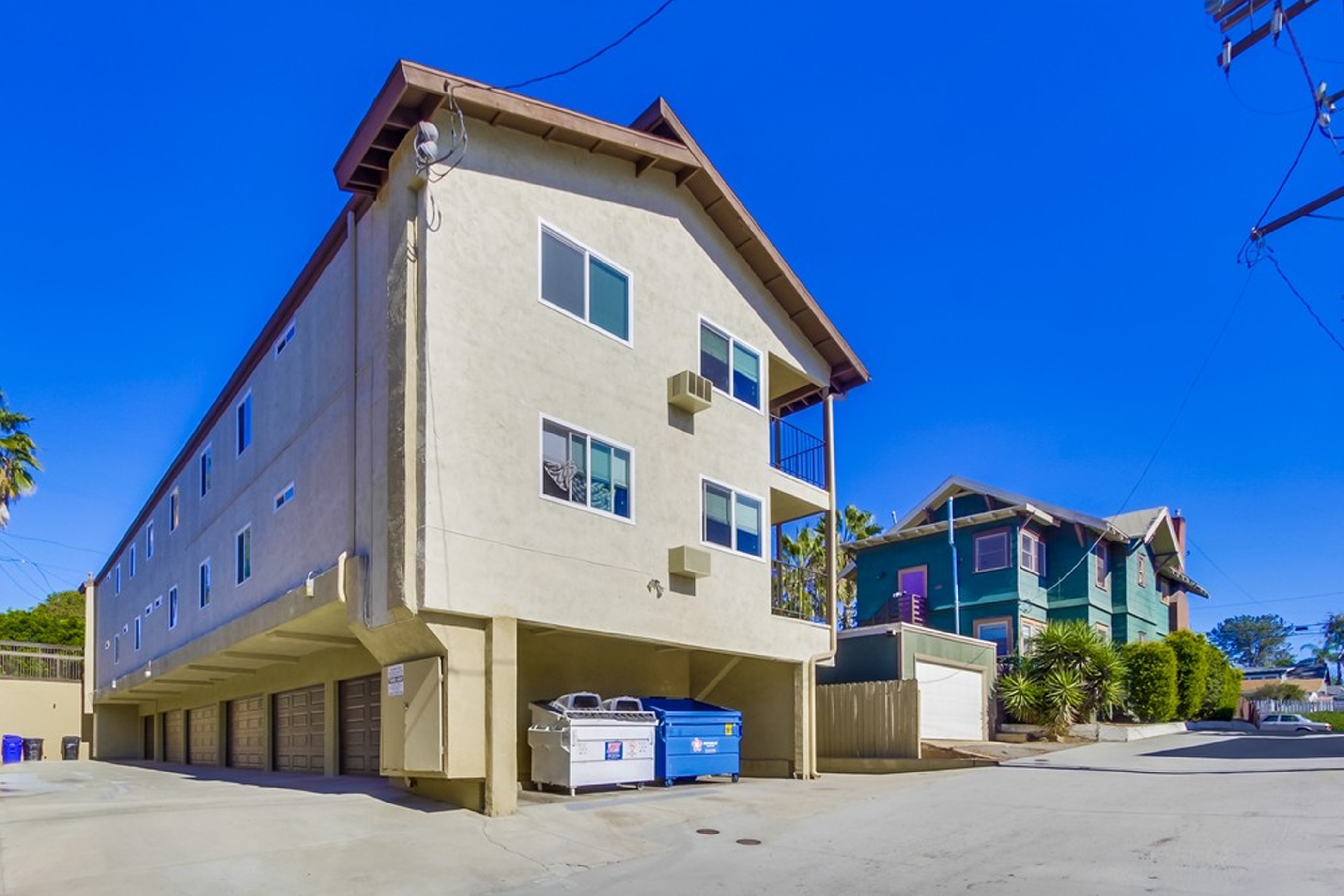 SAN DIEGO, October 24, 2016 U2013 ACI Apartments Is Pleased To Announce The  Recent Sale Of An 11 Unit Complex In Golden Hill, A Neighborhood In San  Diego.