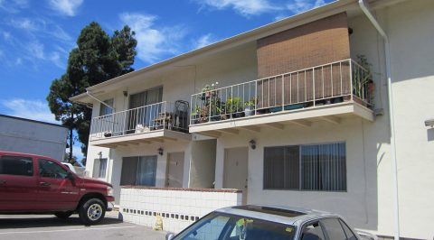 1343 Imperial Beach Blvd, 8 Imperial Beach Apartments sold for $1,741,000