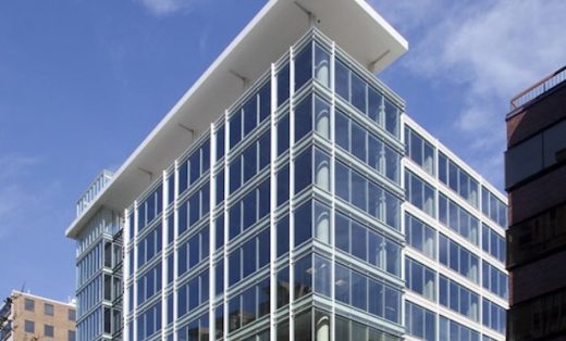 CoStar Group headquarters in Washington D.C. Where researchers discussed how the Y-O-Y sales drop could be reversing.