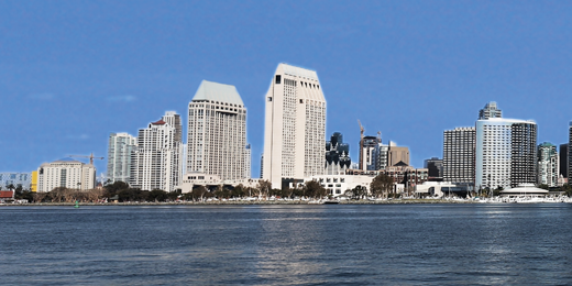 San Diego continues to stand with High Rents, Low Vacancies, and Low Cap Rates