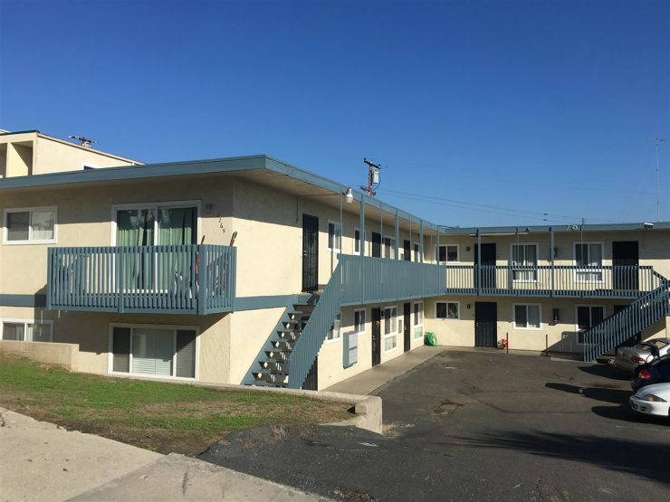 4269 50th Street, a 10 unit complex in Colina Del Sol, a neighborhood in San Diego.