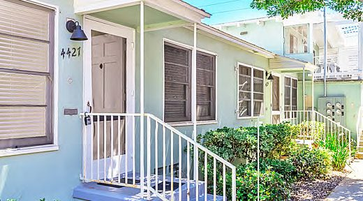 4423-29 48th Street, 5 unit apartment in Talmadge sold for $1,015,000.