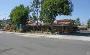 Additional 15 unit property purchased through a refinance, photo courtesy of CoStar Group
