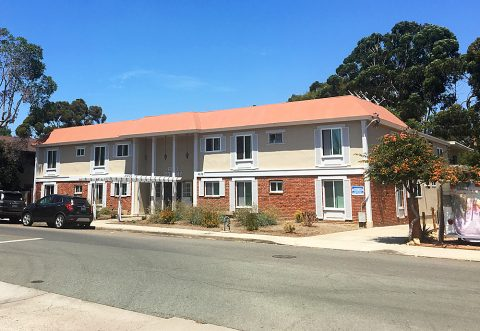 4639 Pico Street, 17 Unit Pacific Beach Multifamily Investment Sold for $4,650,000