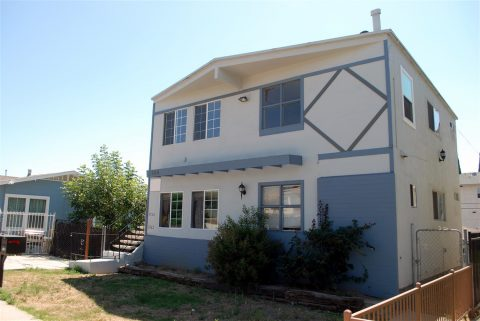 3762 41st Street, a four unit property in City Heights for $925,000.