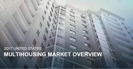 ARA Newmark 2Q17 Multihousing Market Overview