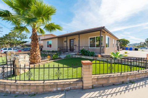 3047 Macaulay St, Point Loma Detached Home Duplex Sold for $1,125,000