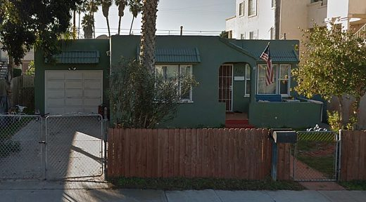 229-31 Elkwood Ave, a duplex in Imperial Beach sold for $850,000
