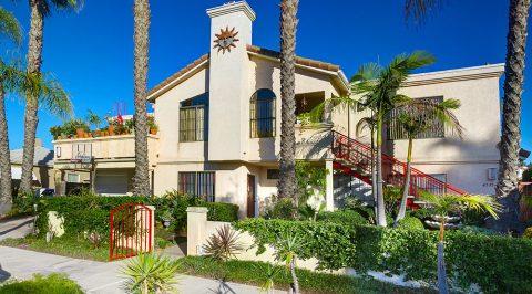 4535 52nd Street AKA Talmadge Villas, an 8 unit complex in Talmadge