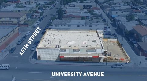 4604 University Avenue, City Heights Area Retail Space Sold for $1,138,000
