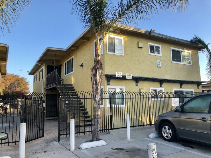 3258 Greely Avenue, 4 units in Logan Heights Sold for $790,000