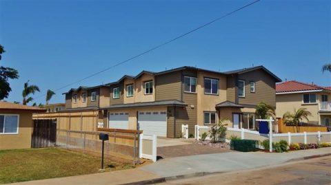 1036-1042 Fern Ave, 4 units in Imperial Beach Sold for $1,975,000