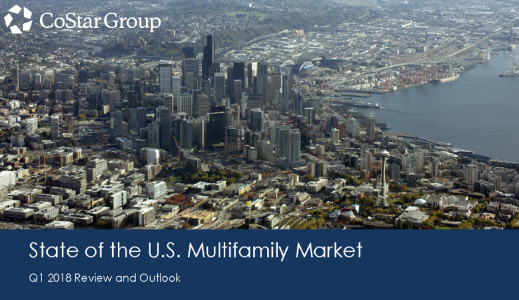 CoStar State of the US Multifamily Market