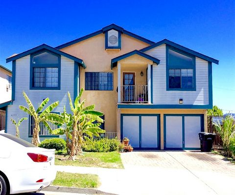 4255 Winona Avenue, 7 units in City Heights Sold for $1,645,000