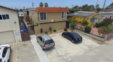 4558 40th Street, 7 Unit Multifamily Property in Normal Heights Sold for $1,660,000
