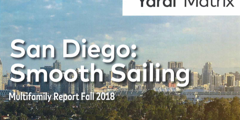 San Diego: Smooth Sailing Yardi Matrix