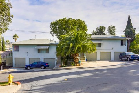 4501-11 Alta Lane, 6 Unit Multifamily Property in La Mesa Sold for $1,215,000