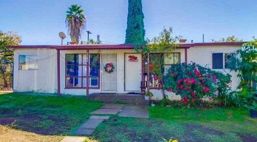 1133-1143 E Ohio Ave, Four Units Across Two Parcels in Escondido Sold for $900,000