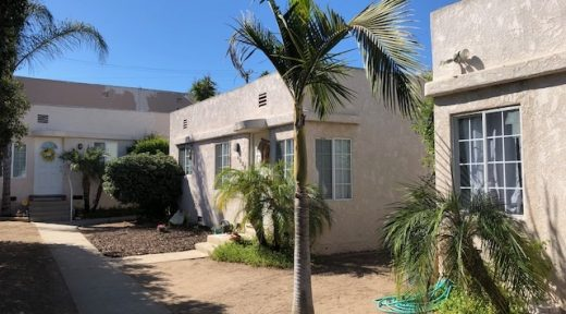 4018-4024 Menlo Avenue, Four Units Across Two Parcels in Escondido Sold for $900,000