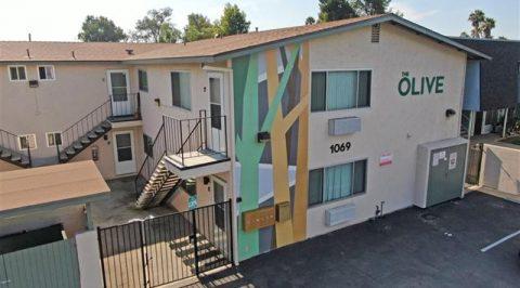 1069 Naranca Avenue, 6 units in El Cajon Sold for $1,843,750