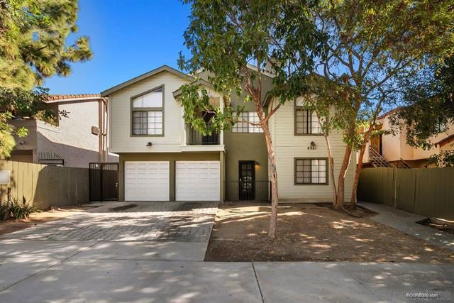 4221 48th, 7 units in City Heights Sold for $1,750,000